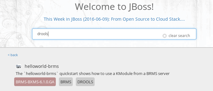 drools tutorial jboss