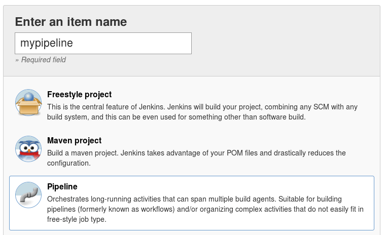 Jenkins Pipeline tutorial Continous Integration (CI) and delivery