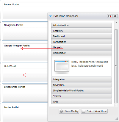 jboss gatein portlet tutorial example